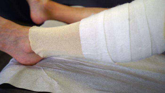 orthopedic cast padding
